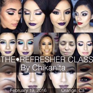 Cosmo makeup academy